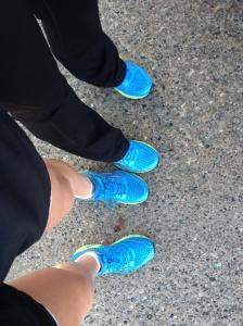 shoe twinsie